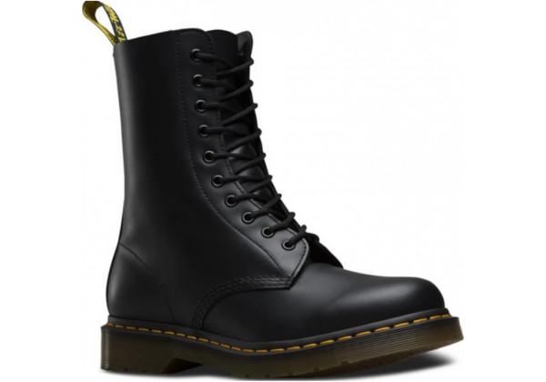 Ботинки Dr. Martens 1490 Black Smooth черные