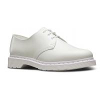 Ботинки Dr. Martens 1461 Mono Smooth белые