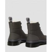 Обувь Dr. Martens COMBS EXTRA зимние серые