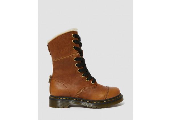 Обувь Dr. Martens AIMILITA коричневые