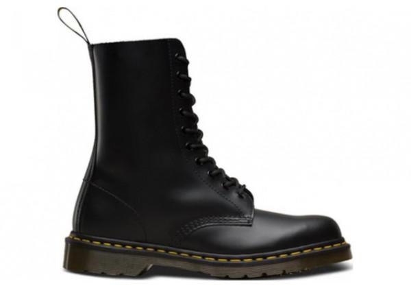 Ботинки Dr. Martens 1490 10 EYELET BOOT Z WELT черные