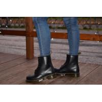 Ботинки Dr. Martens 1460 Smooth черные