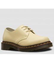 Ботинки Dr. Martens 1461 Virginia Pastel желтые