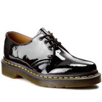 Ботинки Dr. Martens 1461Patent Lamper Black черные