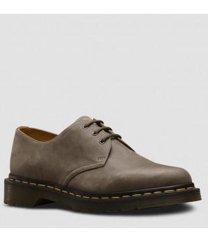 Ботинки Dr. Martens 1461 Dusky Olive коричневые