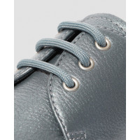 Ботинки Dr. Martens 1461 Metallic Virginia Gunmetal синие