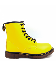 Ботинки Dr. Martens 1460 Yellow желтые