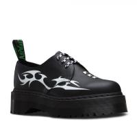 Ботинки Dr. Martens 1461 x Pleasures черные