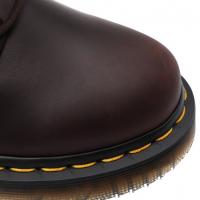 Ботинки Dr. Martens 1460 Kolbert Snowplow бордовые