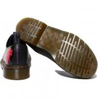 Ботинки Dr. Martens 1461 Backhand черные