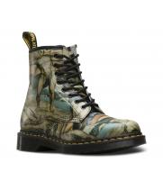 Ботинки Dr. Martens 1460 William Blake мульти