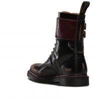 Ботинки Dr. Martens 1490 Vintage x Kent & Curwen черные