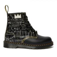 Ботинки Dr. Martens 460 BASQUIAT черные