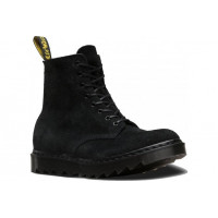 Ботинки Dr. Martens 1460 PASCAL DESERT OASIS замшевые черные