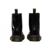 Ботинки Dr. Martens 1460 LAMPER PATENT черные