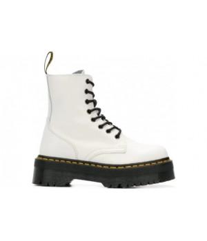 Ботинки DR.MARTENS JADON белые