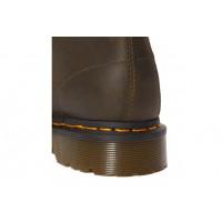Ботинки Dr. Martens 1460 LINED SERENA коричневые