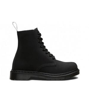 Ботинки Dr. Martens 1460 LINED SERENA черные моно