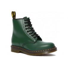Ботинки Dr. Martens 1460 SMOOTH зеленые