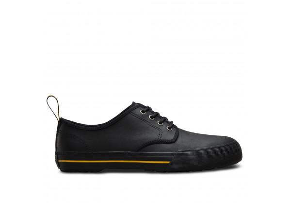 Обувь Dr. Martens Pressler Canvas черные