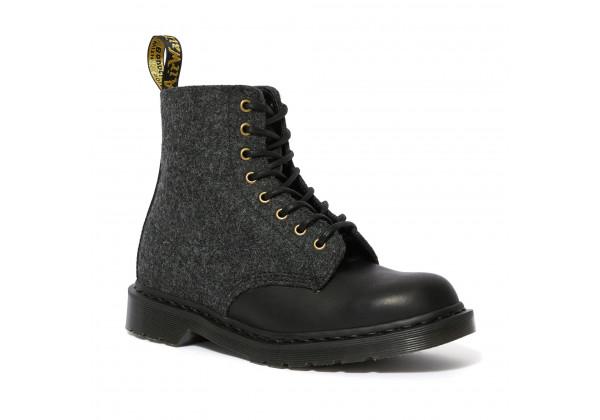Ботинки Dr. Martens 1460 Pascal Made In England черные