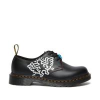 Ботинки Dr. Martens 1461 Keith Haring Smooth черные