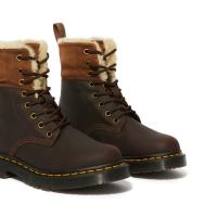Ботинки Dr. Martens 1460 Kolbert Wintersgrip коричневые