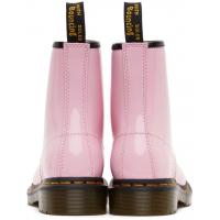 Ботинки Dr. Martens 1460 Pascal Lace-Up розовые